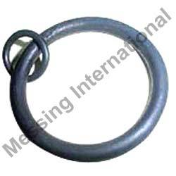 Wrought Iron Double Curtain Ring