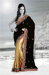attractive bridal sarees collection