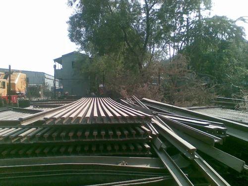 E.O.T Crane Rails - 30 LBS