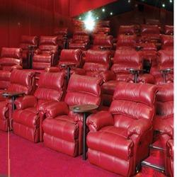 Leather Theatre Seating
