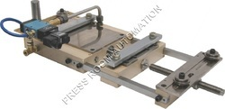 Pneumatic Feeder with Pilot Release