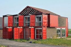 E House Container