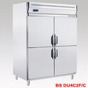 4 Door Upright Freezer Blower System