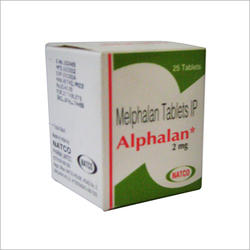 Alphalan Tablets- Mephalan Tablets