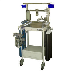 anesthesia apparatus trolley