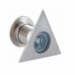 door viewer triangular