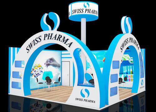 Exhibition Stall Quotation : Exhibition stall design services customized