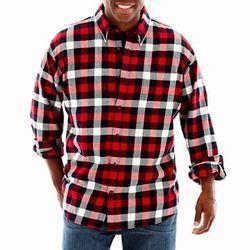 men s cotton casual shirt fabric