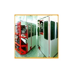 Fully Auto Blow Moulding Machines