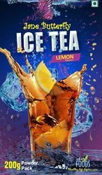 Instant Iced Tea Premix Powders