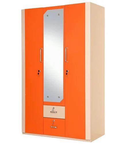 Deluxe Steel Almirah 3 Door At Rs 16200 Piece Steel