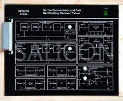 Data Formatting & Carrier Demodulation Trainer-ST8308