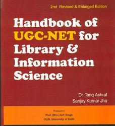 Handbook of UGC NET For Library Information Science
