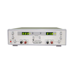 Dual Power Supply with Automatic Overload