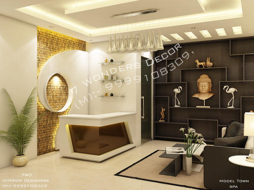 Jewellery showroom interior designers interior design for Interior designer service provider