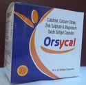 Calcium Carbonate 375 mg Ele.Calcium 150mg  Vitd3 100iu  L-