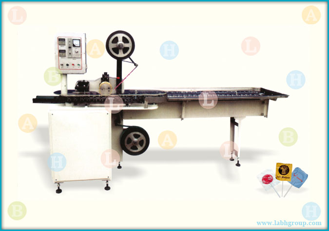Automatic Sandwich Wrapping Equipment for Lollipop