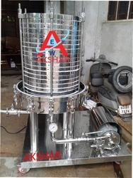Rum Filter Press Machine