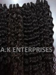 Virgin Curly Hair Extensions