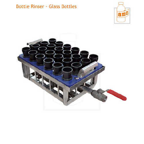 Glass Bottle Rinser