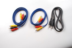 2 RCA To 2 RCA Cable