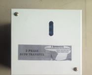 3 phase 40amps heavy duty transfer switch eb generator