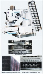 Computerized Multi Needle Direct Drive Machine
