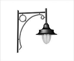 Cissor Lighting Pole