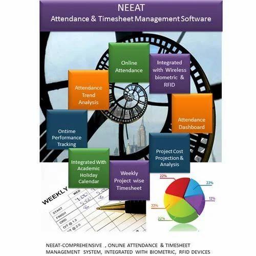 NEEMUS Attendance Management Software