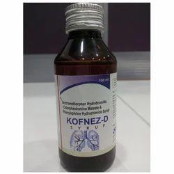 Dextromethorphan Hydrobromide Chlopheniramine Maleate Phenyi