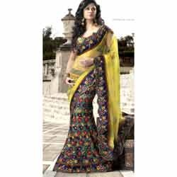 Bridal Embroidery Lehenga