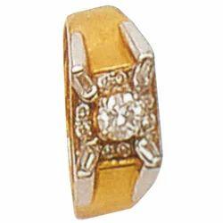 Stylish Gents Diamond Ring