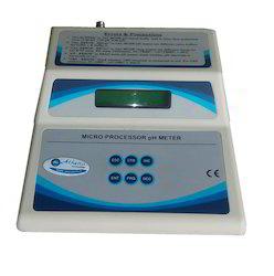Microcontroller Digital pH Meter