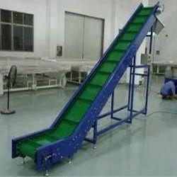 Modular Centre Cleated Belt Conveyors