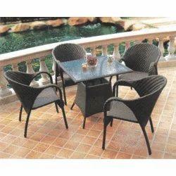 Pvc Garden Furniture Outdoor furniture garden furniture set manufacturer from new delhi pe rattan garden dinning set for outdoor workwithnaturefo