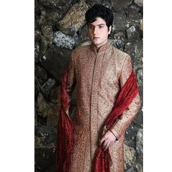 Banarsi Crush Sherwani