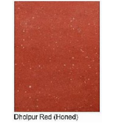Dholpur Red Honed Sandstone