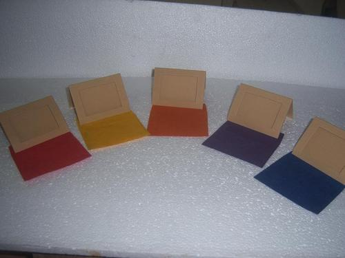 Handmade Paper Greeting Cards with Lokta Paper Envelopes R