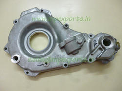 Gear Box Cover For Tvs King Auto Rickshaw