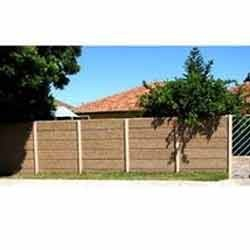 Readymade compound wall suppliers manufacturers dealers in ahmedabad gujarat - Readymade wall partitions ...