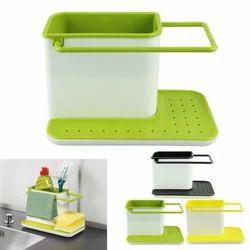 Kawachi Plastic Cabinet Storage 3 In 1 Kitchen Bathroom Sink