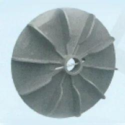 Plastic Fan Suitable For BBC 132 Frame Size