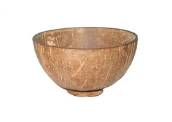 Coconut Shell Serving Bowls