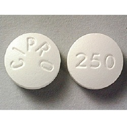 Ciprofloxacin Tablet (250mg)