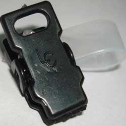 Plastic Badge Clip