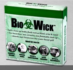 Bio Wick Spill Kit