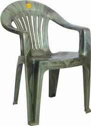 CHR 5001 High Back Stripes Plastic Chairs