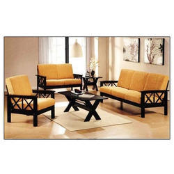 industry experience and expertise we are offering modern wooden sofa