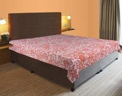 Kantha Gudari Handmade Quilt Tribal Design Bed Cover