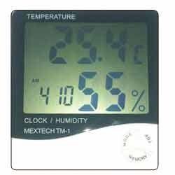 Thermo Hygro Clock